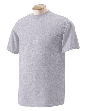 48b19d6e Gildan - DryBlend 50 Cotton/50 DryBlendPoly Pocket T-Shirt. 8300 ...