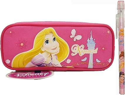 Princesas Disney – Estuche con lápiz – color rosa: Amazon.es: Oficina y papelería