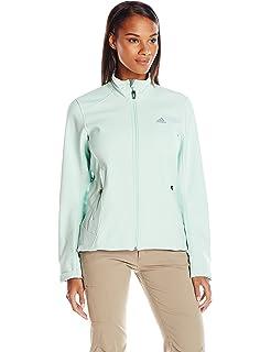 adidas outdoor Womens Hiking Softshell Jacket