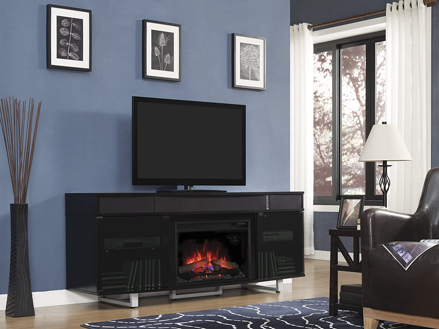 amazon com classic flame new enterprise mantel 26mms9626 nb157