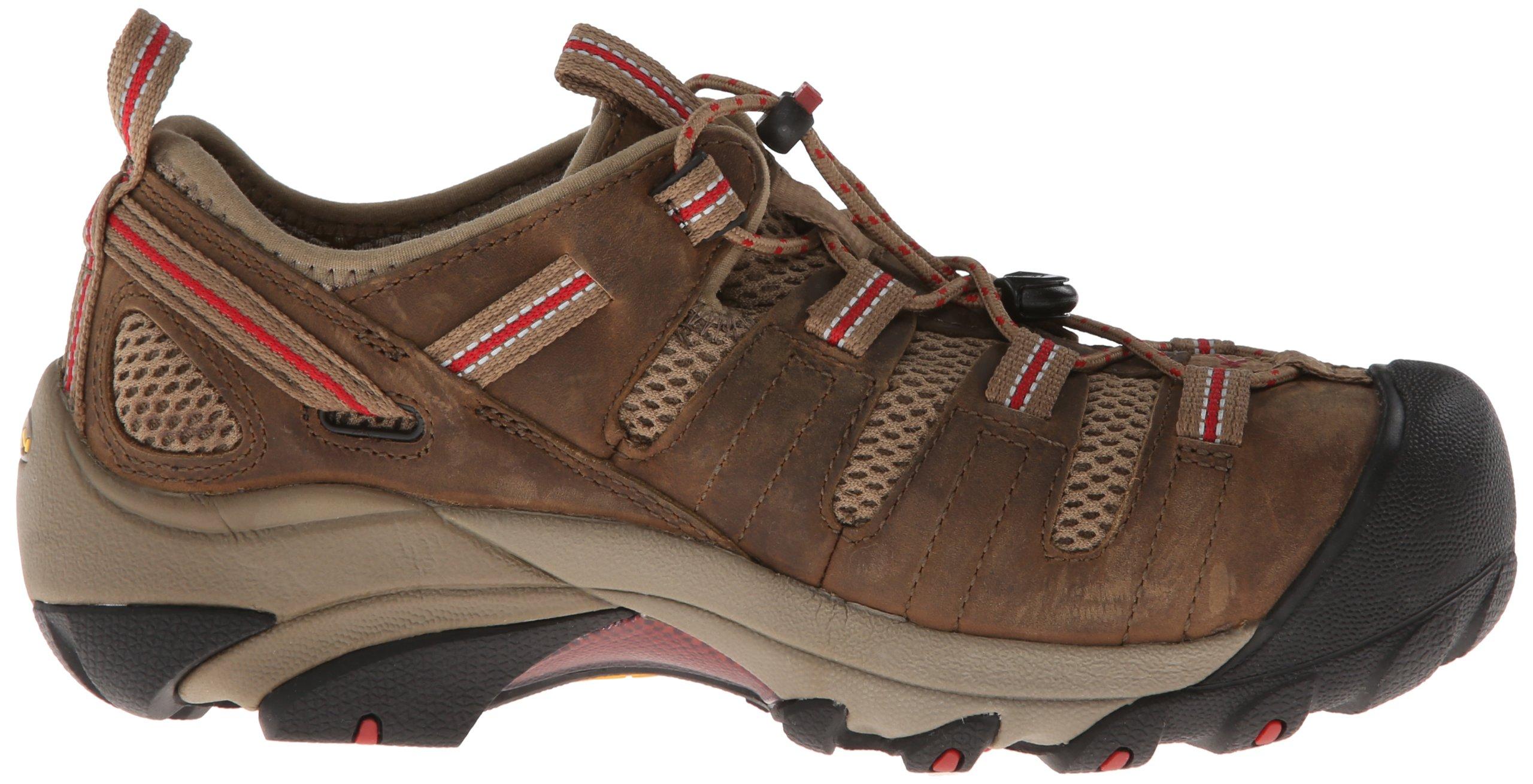 KEEN Utility Women's Atlanta Cool ESD Steel Toe Work Shoe