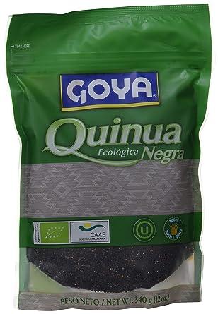 Goya, Cereal con alto contenido en fibra (Quinoa Negra) - 8 de 340
