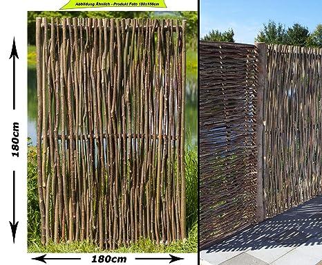 Nocciola palizzate con x cm quotestate serie recinzione - Palizzate per giardino ...