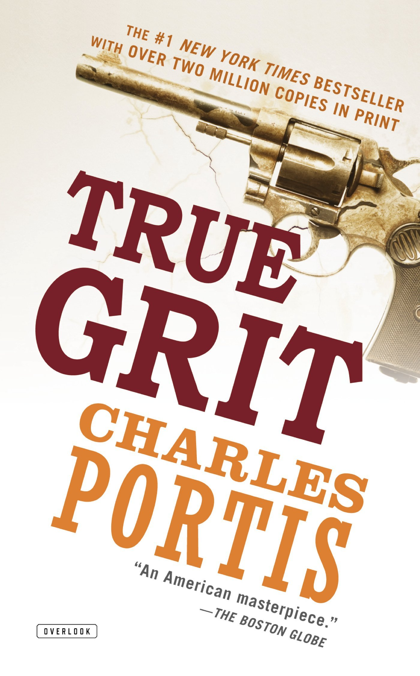 True Grit by Charles Portis (30-Oct-2012) Paperback pdf epub