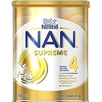Nestlé NAN Supreme Stage 4 Toddler Milk Powder Tin 800g