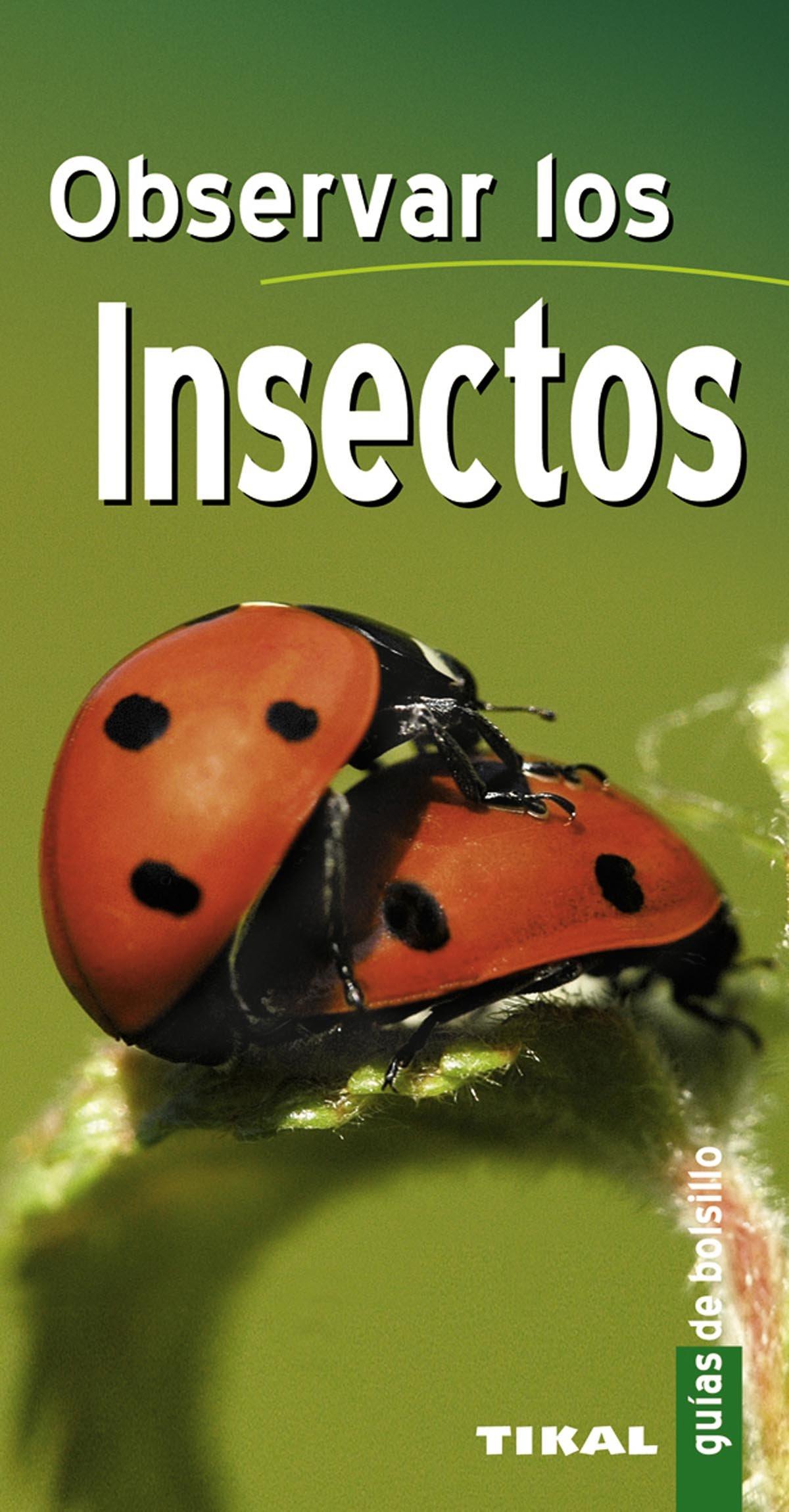 Observar Los Insectos Guias De Bolsillo Guías De Bolsillo: Amazon.es: Bignon, Jean-Jacques: Libros