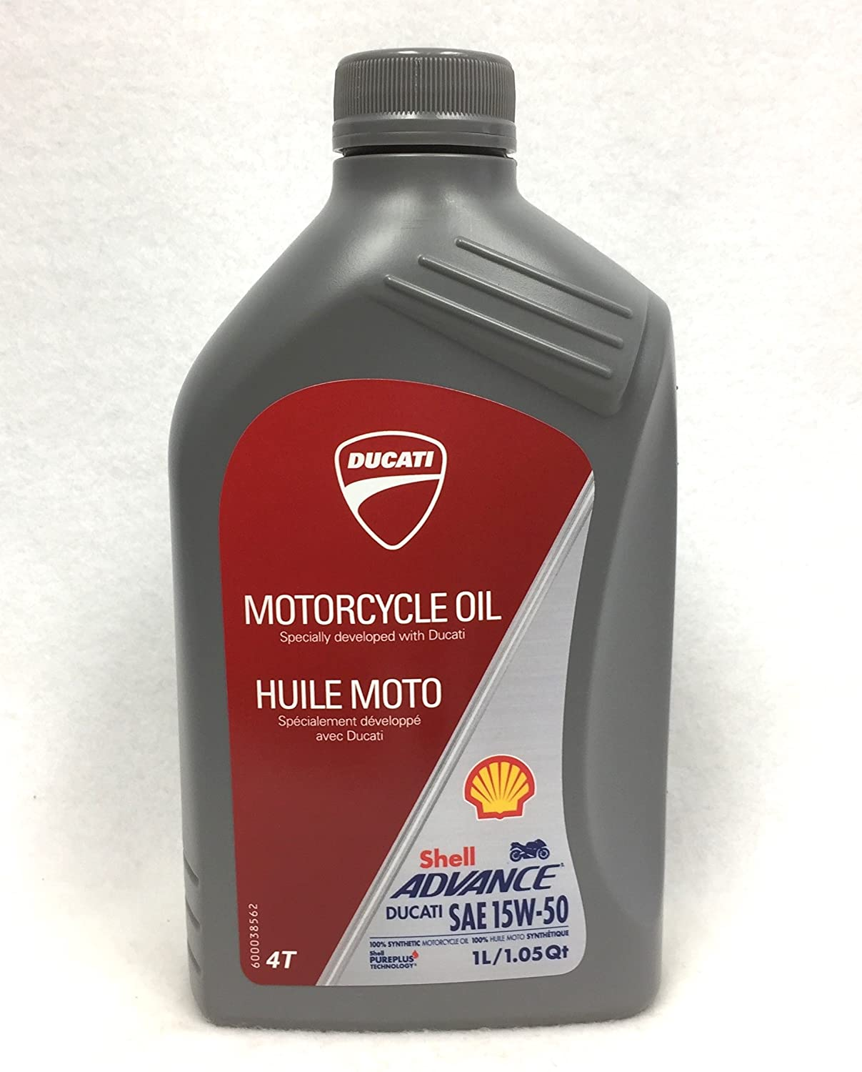 Ducati Shell Advance 15W50 Factory Engine Oil