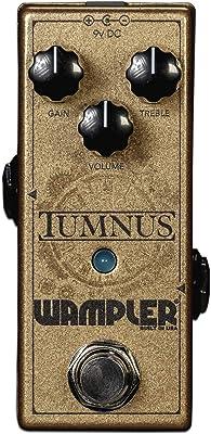 Wampler Tumnus V2 Overdrive & Boost Pedal