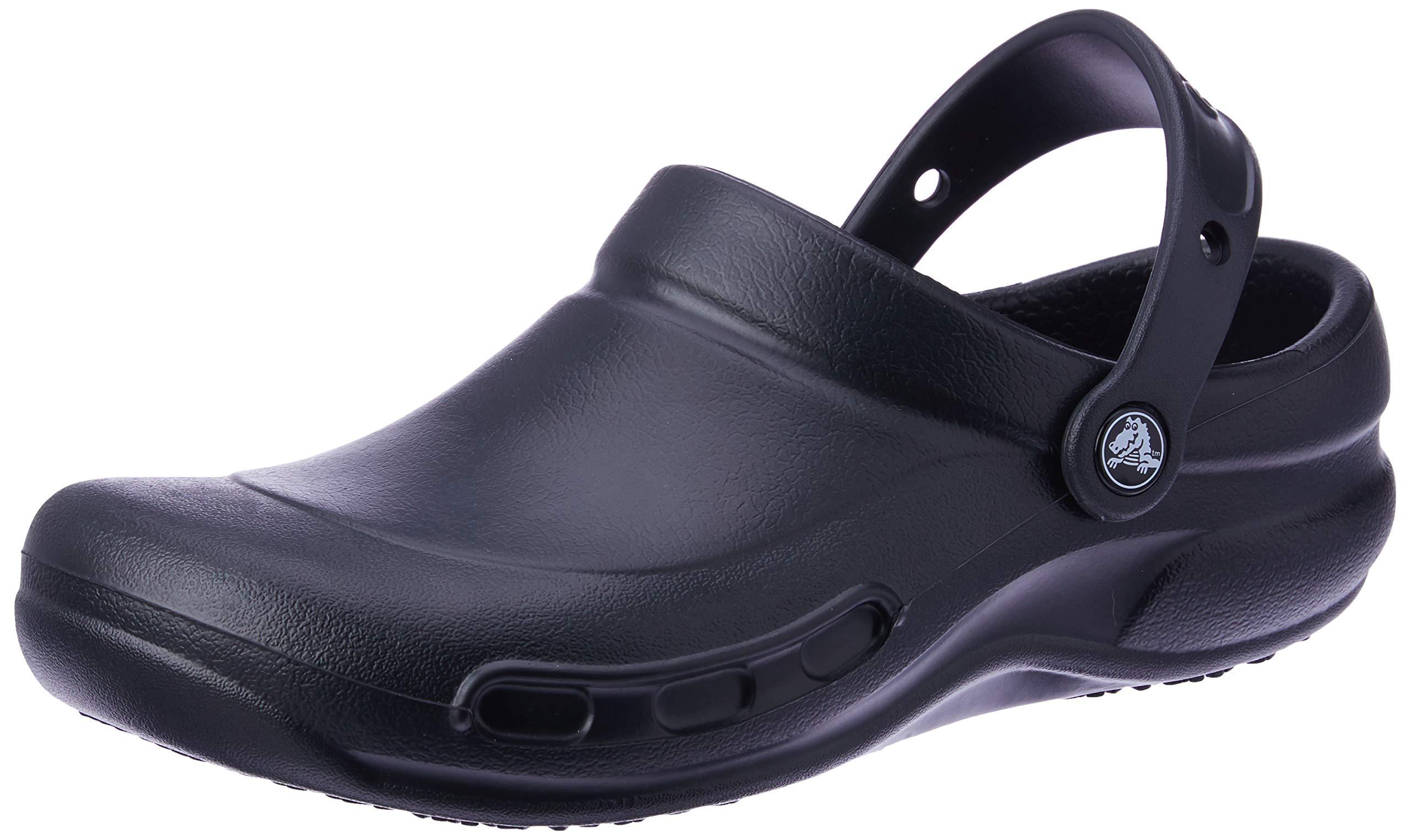 Crocs Bistro Clog, Black, 6 US Men / 8 US Women by Crocs