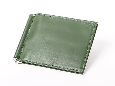財布 マネークリップ メンズ 【square】 薄型スリム 薄い 小銭入れなし 名入れ 札ばさみ マネークリップウォレット