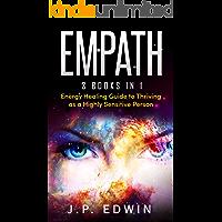 Empath: 3 Books in 1 - Energy Healing