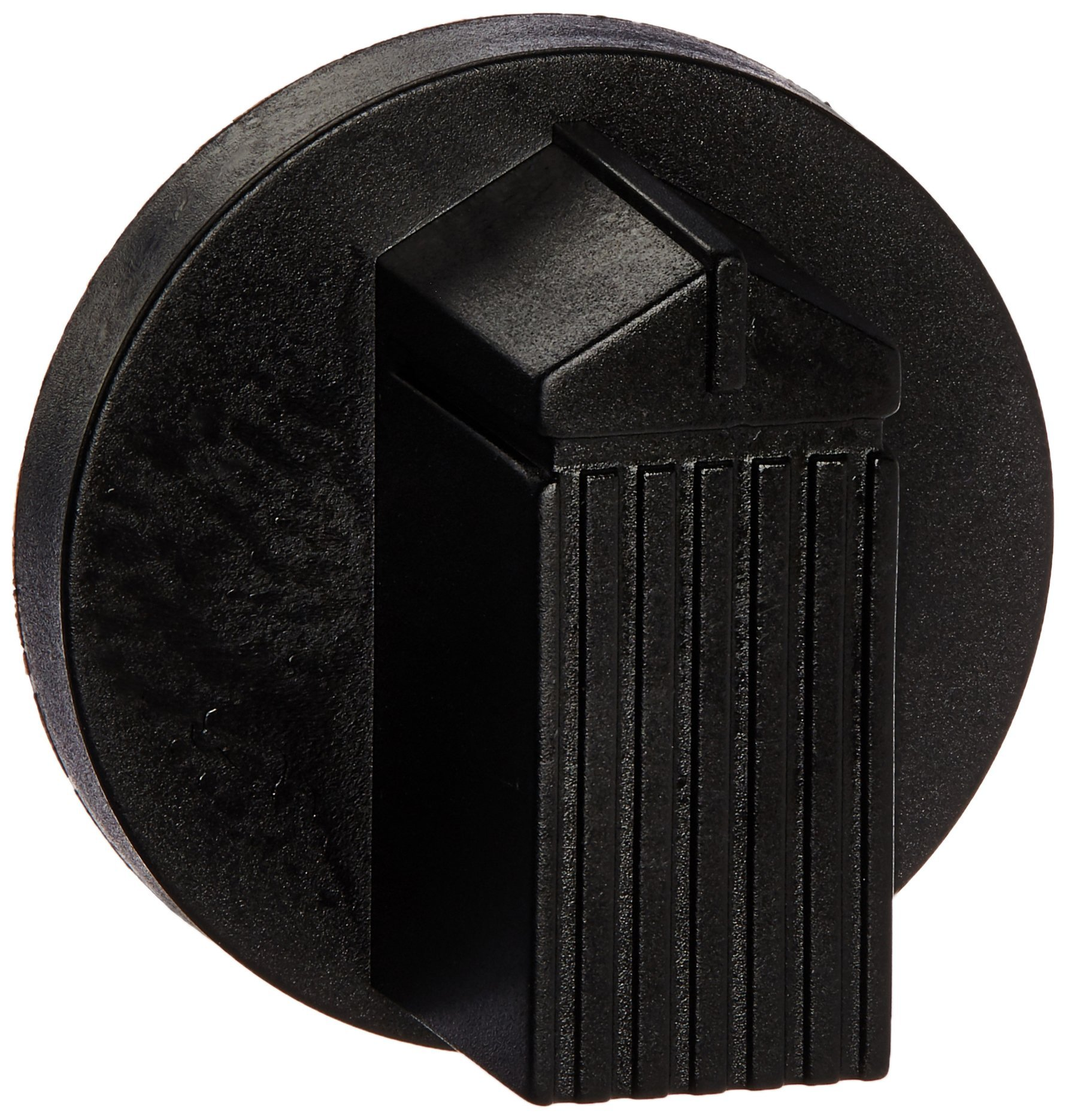 Music City Metals 02466 Plastic Control Knob Replacement for Select Gas Grill Models