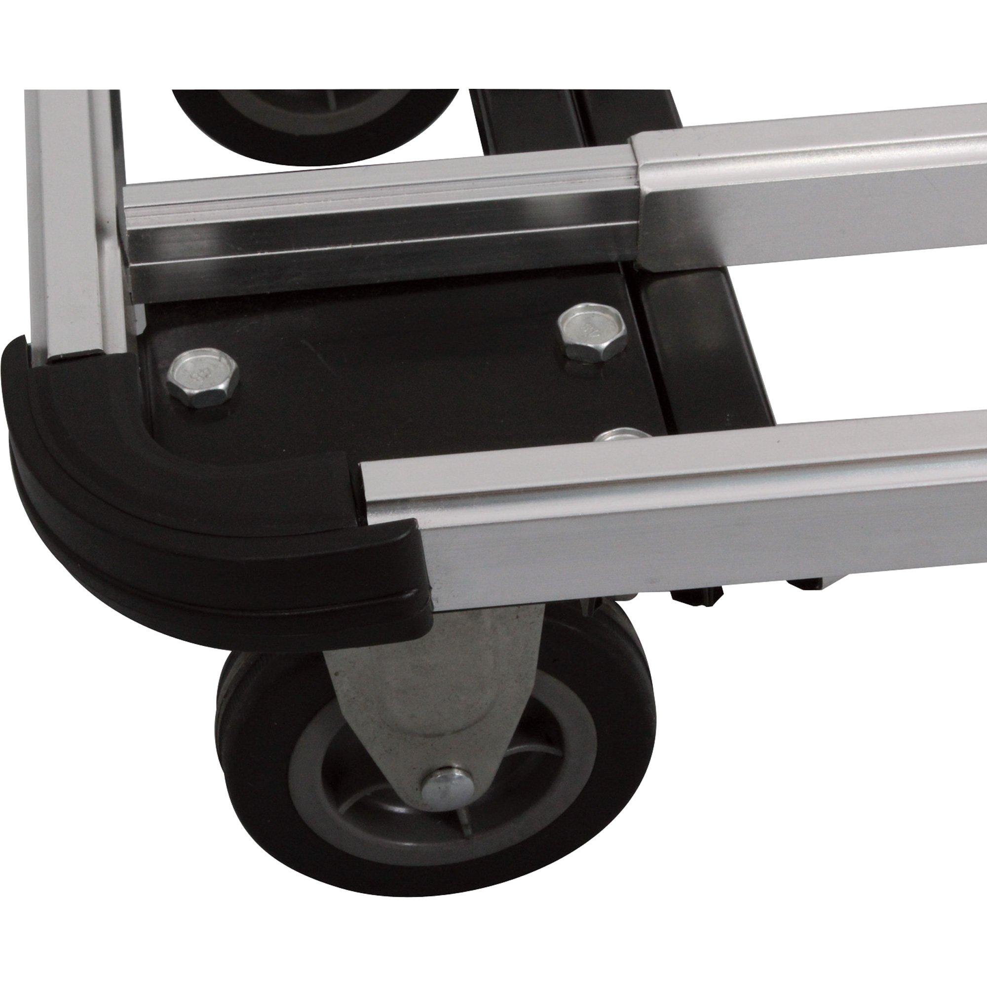 Roughneck Folding Platform Truck - 330-Lb. Capacity by Roughneck
