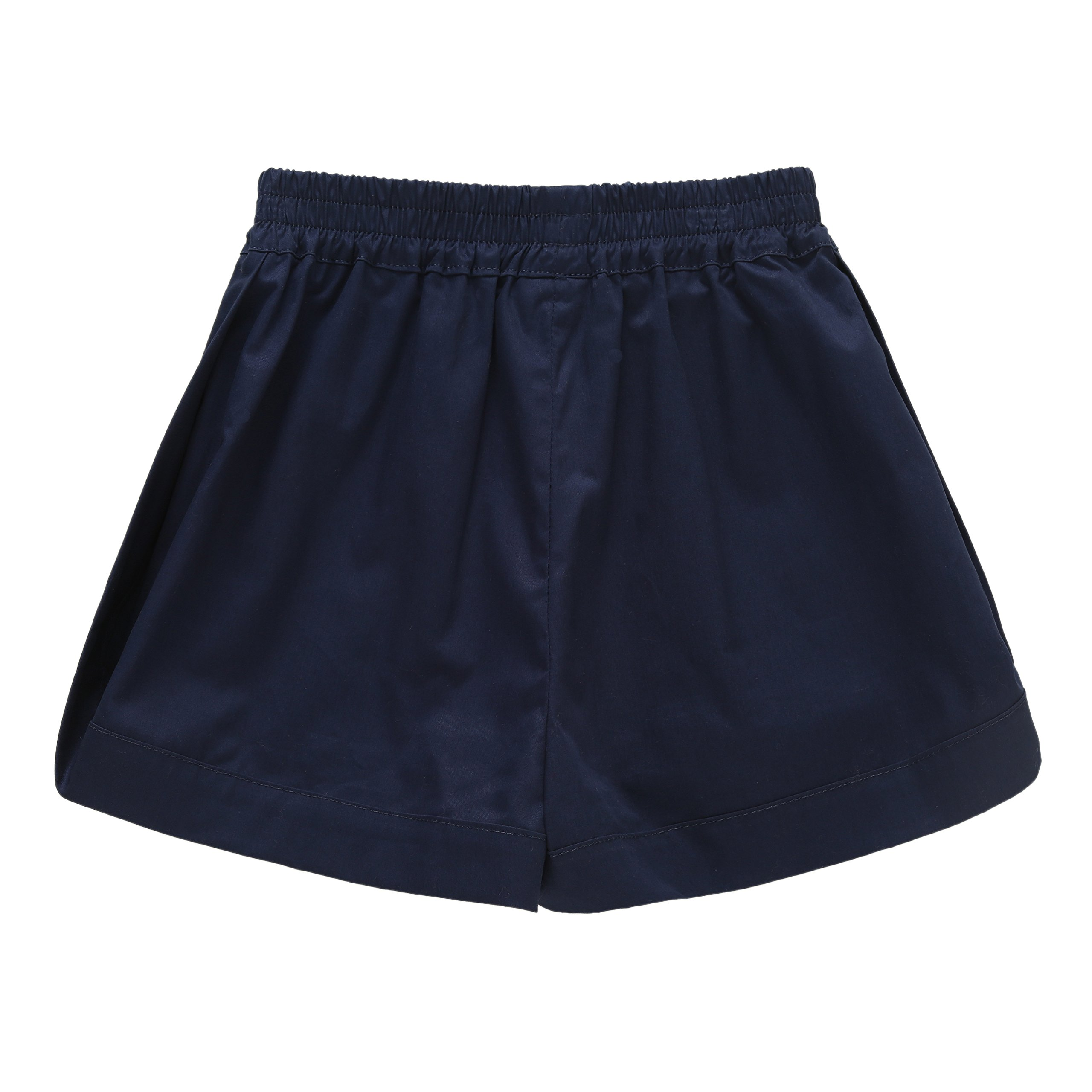 Richie House Big Girls' Summer Short Pants with Bow RH2288-A-12 by Richie House (Image #2)
