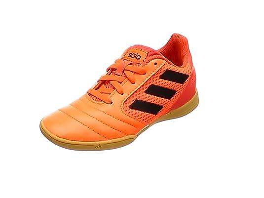 adidas Ace 17.4 J, Zapatillas de Fútbol Sala Unisex Niño, (Narsol/Negbas
