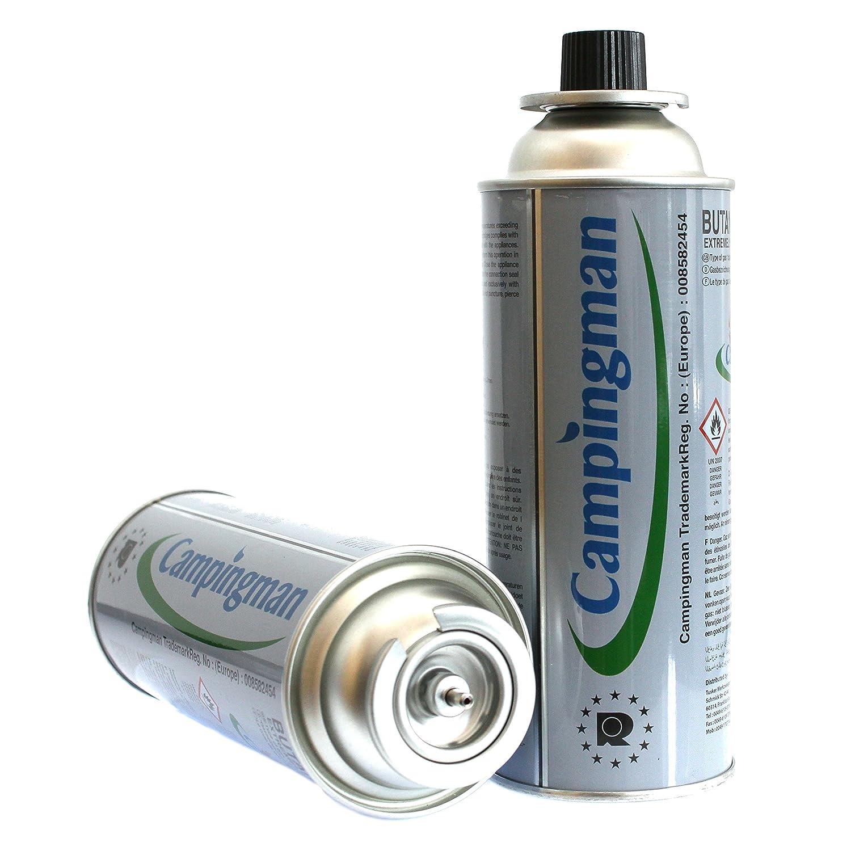 Campi ngman Butano Gas 227 g cartuchos de gas MSF de 1 a para ...