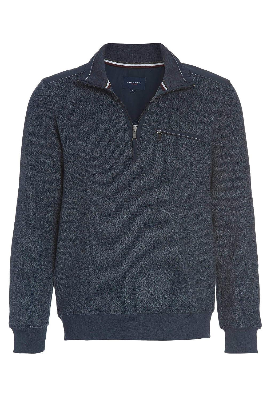 Paul R.Smith mit Sweater mit R.Smith Troyer Zip 2f440c