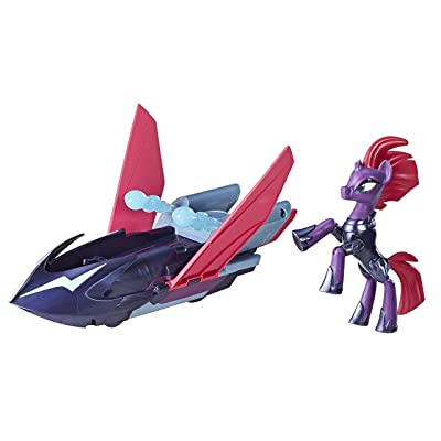 My Little Pony: The Movie Tempest Shadow Sky Skiff: Toys & Games
