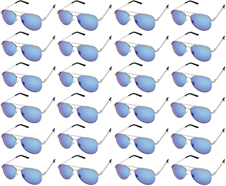 c75d8383273b8 Image Unavailable. Image not available for. Color  AVIATOR SUNGLASSES -  Classic   Stylish Retro ...