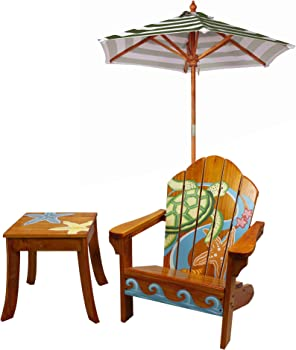Teamson Kids Outdoor Table & Chair Set