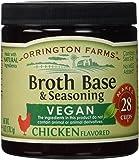 Orrington Farms Vegan Chicken Flavored Broth Base, 6oz.