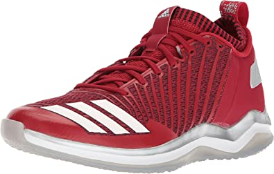 Icon Trainer Baseball Shoe, Power Red