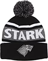 Game of Thrones Stark Pom Pom Beanie