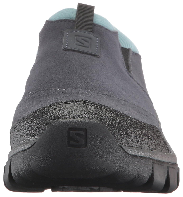Salomon Women's Snowclog W Snow Sneaker B01MQYRZRQ 5.5 M US|India Ink/India Ink/Artic