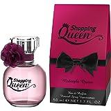 Shopping Queen Midnight Queen Eau de Parfum, 1er Pack(1 x 50 milliliters)