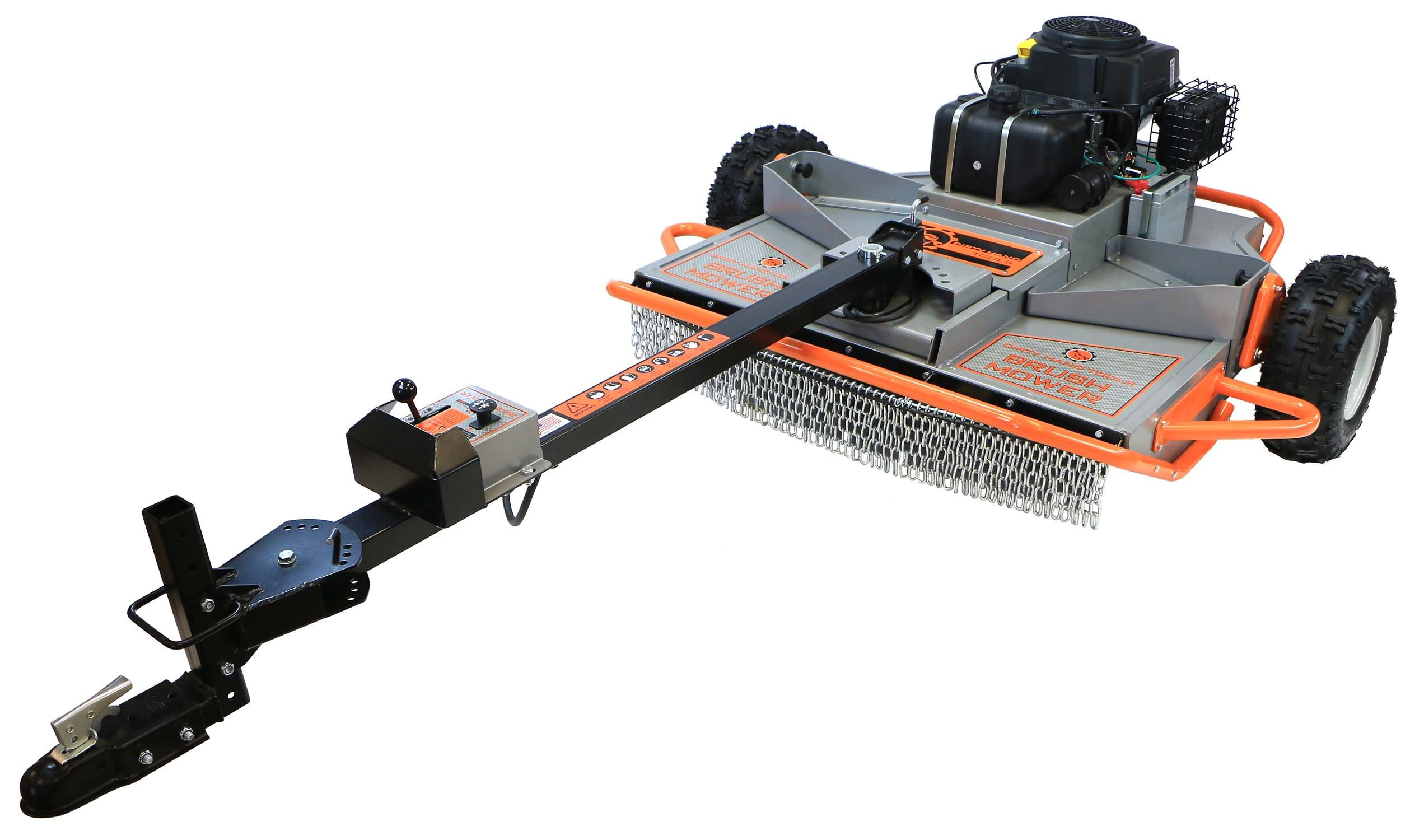Dirty Hand Tools 106922 Tow Behind Mower