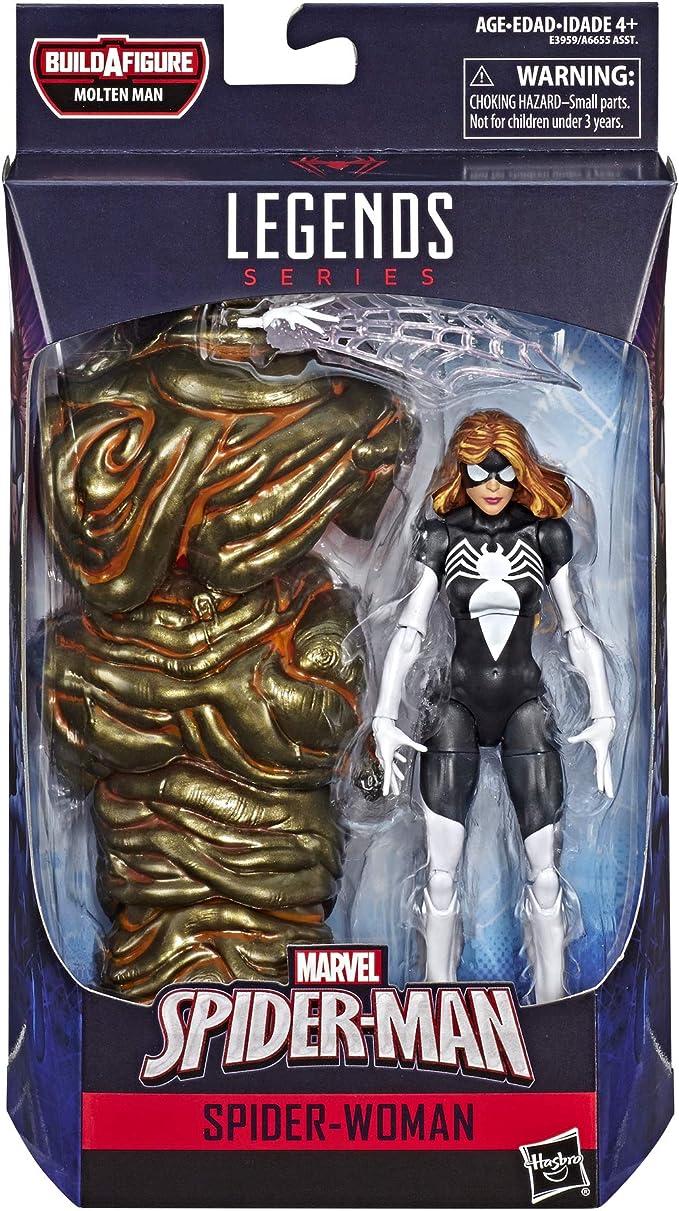 "Spider-Woman Marvel Legends Series 6/"""