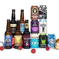HonestBrew 12 Days of Christmas Craft Beer Gift Case (12 Beers)