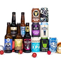 HonestBrew 12 Days of Christmas Craft Beer Gift Case (12 Beers)