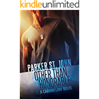Other Than Honorable: A Cabrini Law Novel book cover