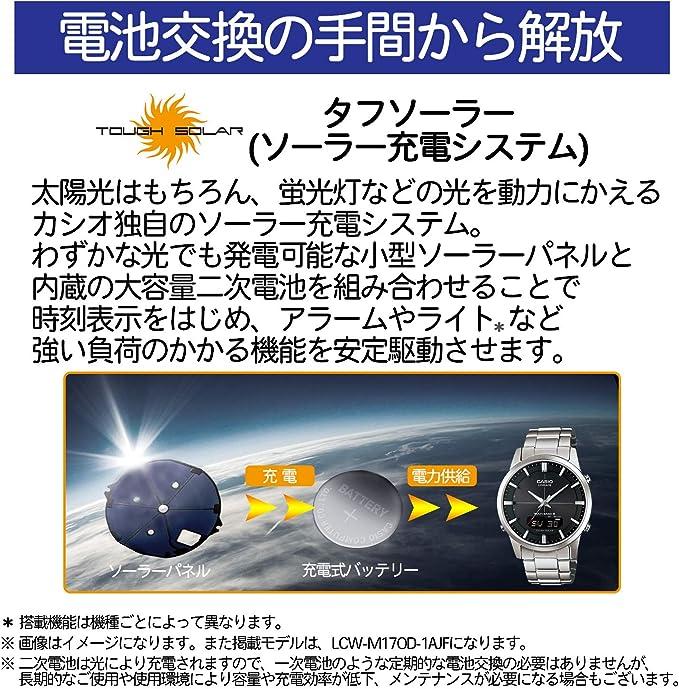 Casio Stifft Federsteg 12H Schließenseite LCW-M150D LCW-M100DSE LCW-M150TD
