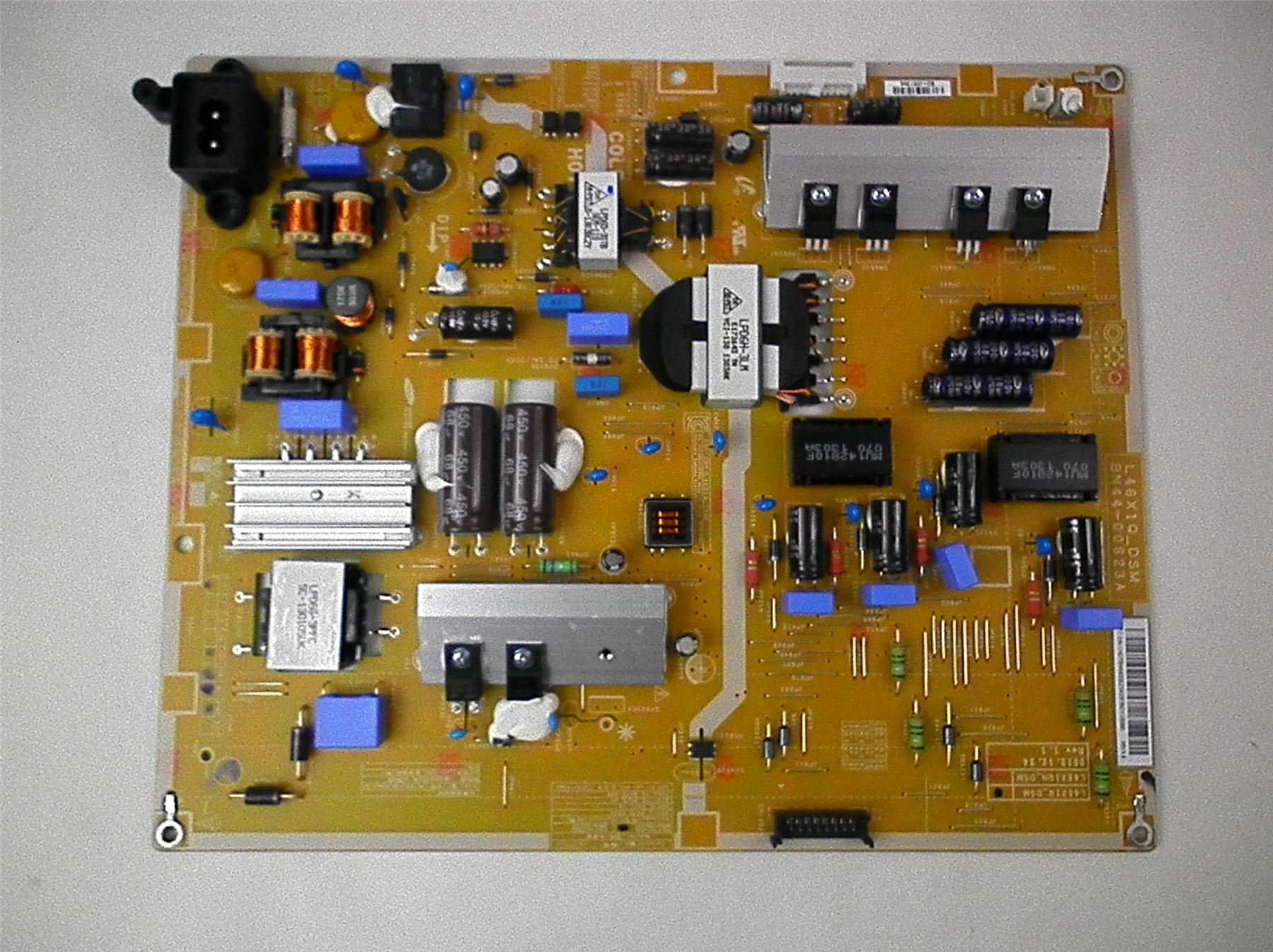 SAMSUNG UN46F6400AF POWER SUPPLY BN44-00623A