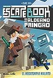 Escape book de un aldeano pringao. El megatemplo maldito (Spanish Edition)