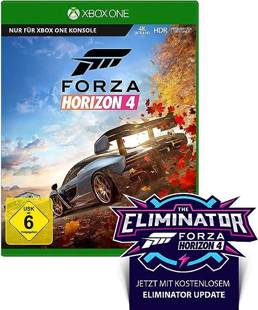 Forza Horizon 4 - Standard Edition - Xbox One [Importación alemana ...
