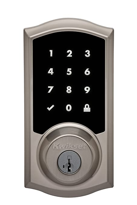 7369dba3854 Kwikset Premis Touchscreen Smart Lock