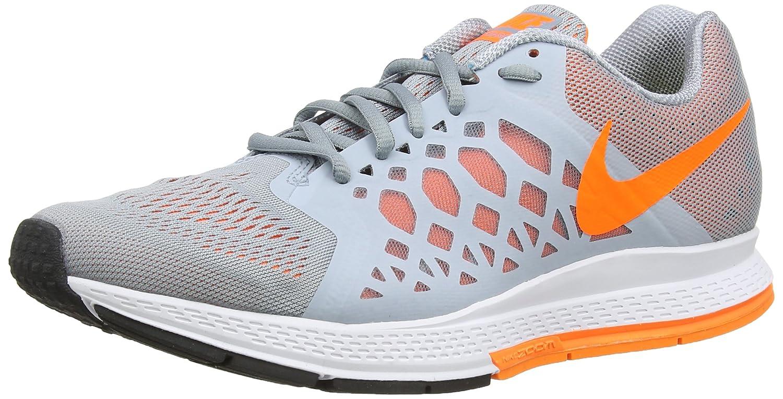 nouveaux styles 8a895 52e81 Nike Men's Air Zoom Pegasus 31 Dove Grey/Ttl Orng/Brght Ctrs ...