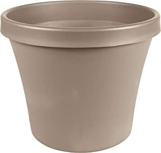 "product image for Bloem TR0800 Terra Pot Planter 8"" Black"