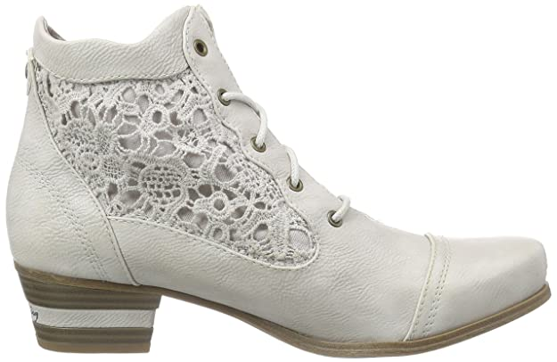 a76f4f2d1cc188 Mustang Women s 1187-501 Ankle Boots  Amazon.co.uk  Shoes   Bags