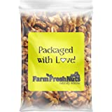CALIFORNIA WALNUTS Halves & Pieces - Great Source of Omega 3 - Super Crunchy - (5 LB) - Farm Fresh Nuts Brand.
