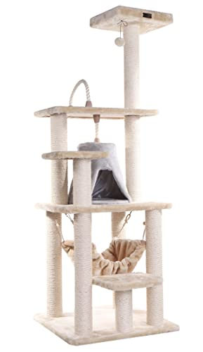 Armarkat-Cat-tree-Furniture-Condo
