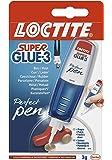 Loctite Colle forte/ Super Glue 3 - Perfect Pen 3 g