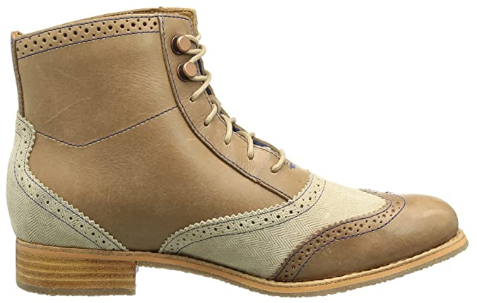 Sebago Womens CLAREMONT BOOT Chukka Boots Beige Beige (BEIGE) Size: 36:  Amazon.co.uk: Shoes & Bags