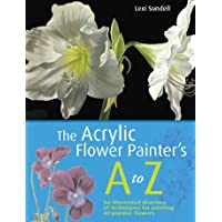 Acrylic Flower Painter's A To Z