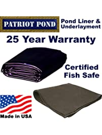 Amazon Com Pond Liners Amp Seals Patio Lawn Amp Garden