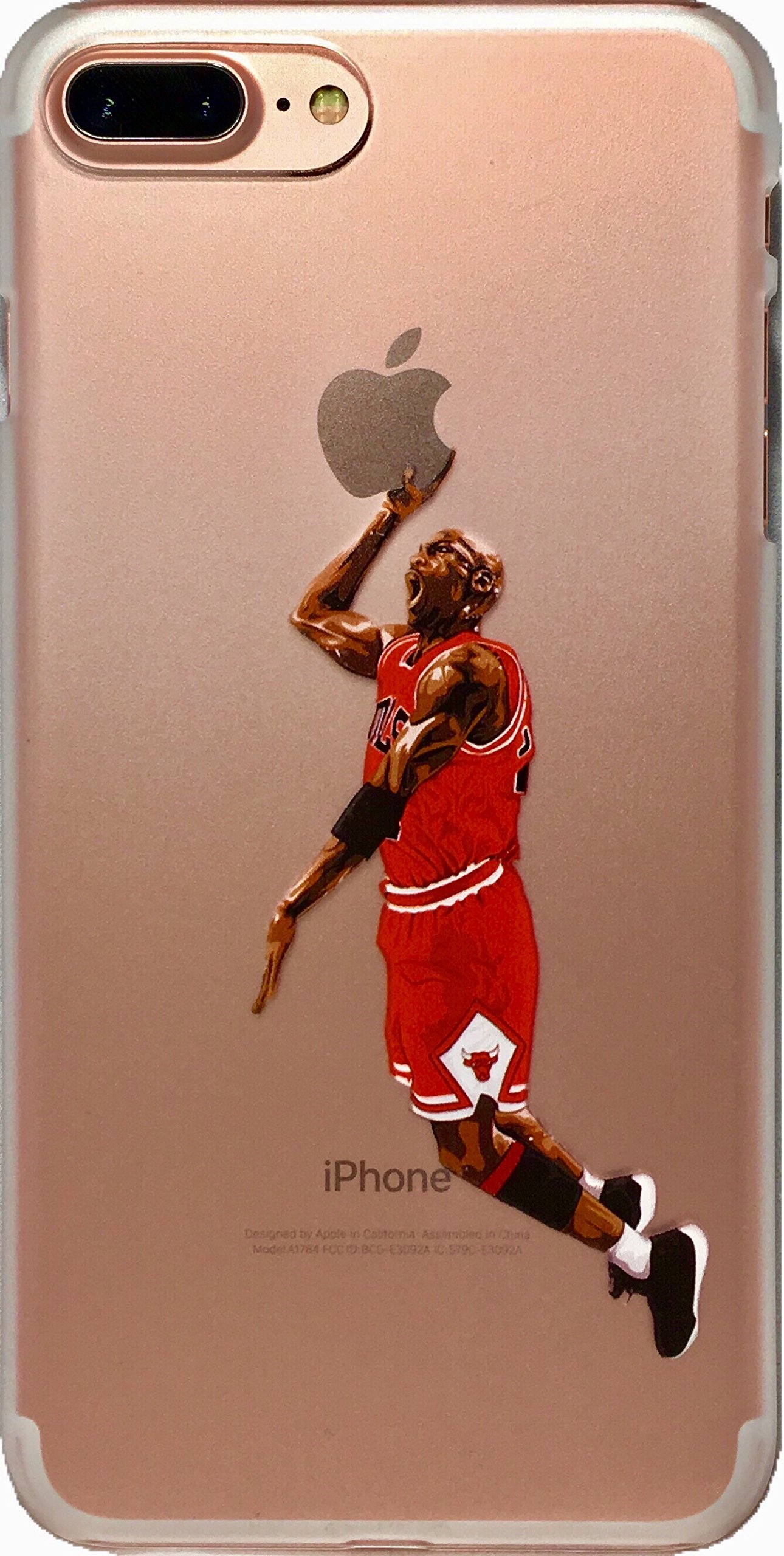 Soft TPU Basketball Case with Your Favorite Past