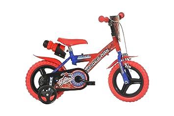 Bici Bicicletta Uomo Ragno Spiderman 12 Dino Bikes